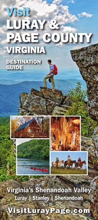 Luray page County Visitor's Guide