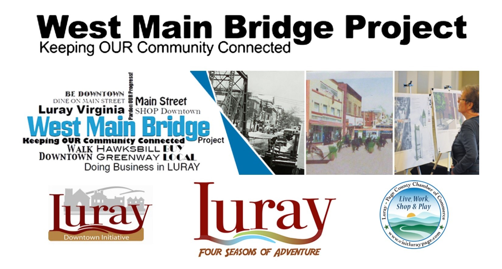 Luray, VA Bridge Homepage