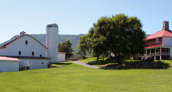 Farm in Page County, VA