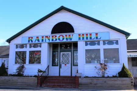 Rainbow Hill Shops and Restaurant - Luray Va