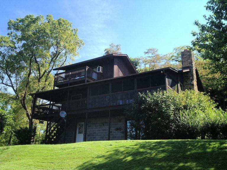 Pass Mountain Rentals Cabin Capital