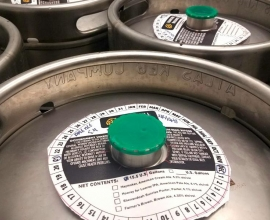 Hawksbill Brewing Company Luray - Keg
