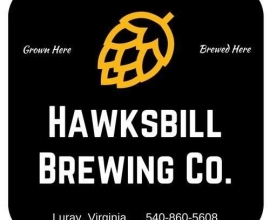 Hawksbill Brewing Company Luray - Logo