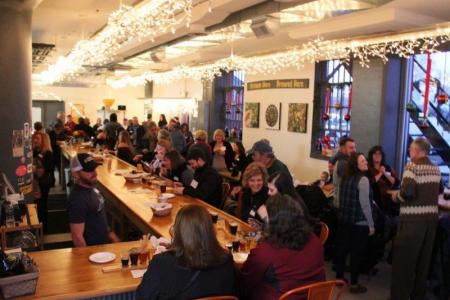 Hawksbill Brewing Company Luray - Taproom