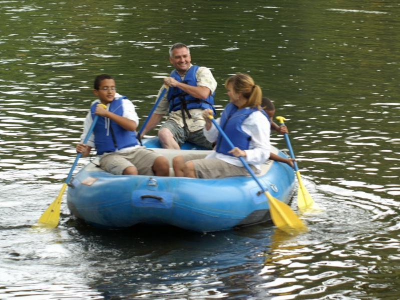 Shenandoah River Outfitters Luray - Rafting