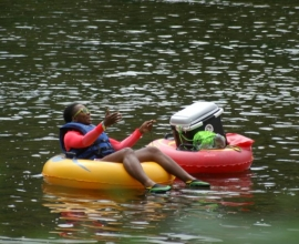 Shenandoah River Outfitters Luray - Tubbing