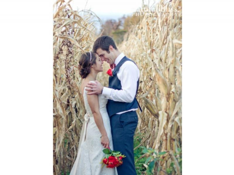 Shenandoah Woods Luray Page Weddings