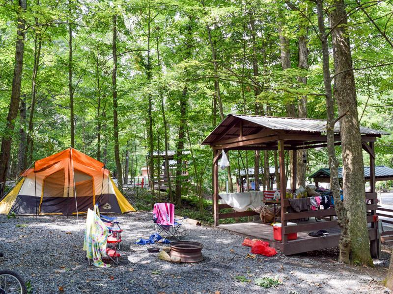 Yogi Bear S Jellystone Park Campground Luray Page Chamber Of Commerce