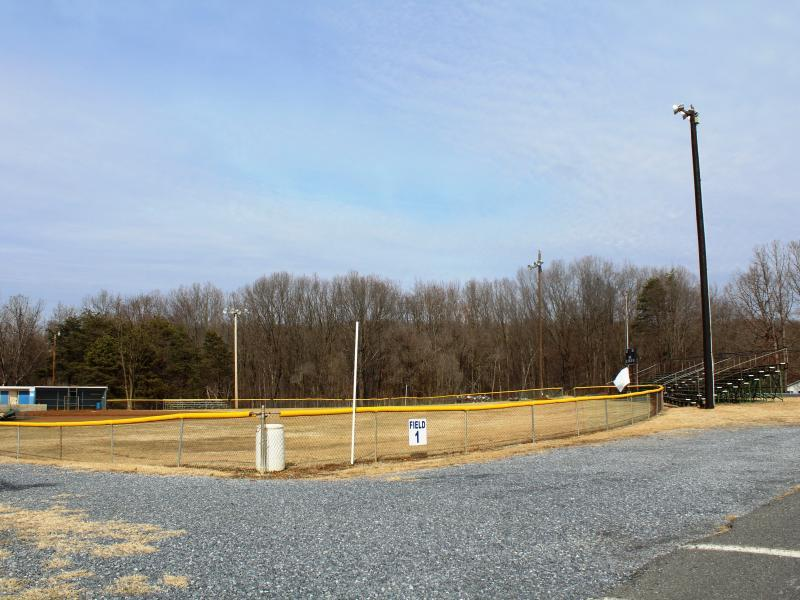 Shenandoah Memorial Ballpark in Shenandoah