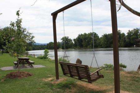 Shenandoah River Park and Landing, Shenandoah Va