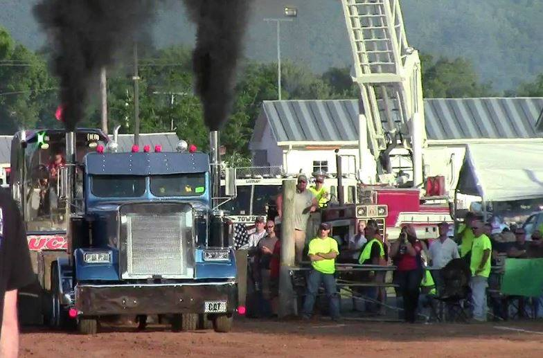 Luray Fire Department Truck and Tractor Pull | Luray-Page