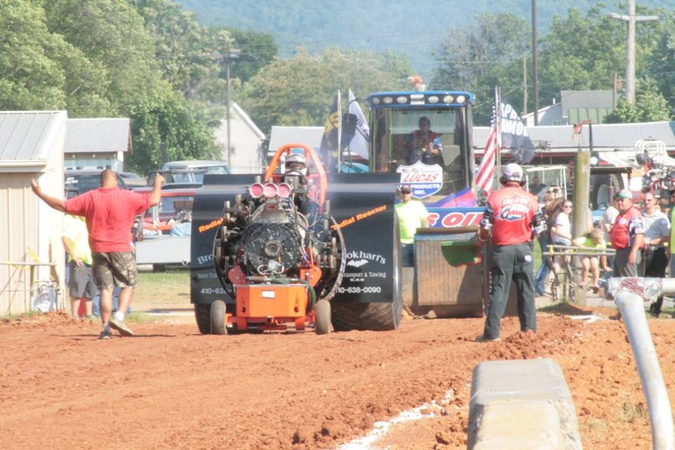Luray Fire Dept  9th Annual Truck & Tractor Pull | Luray