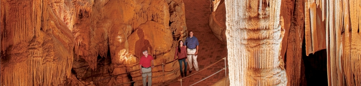 Come visit Luray Caverns in Luray and Page county.
